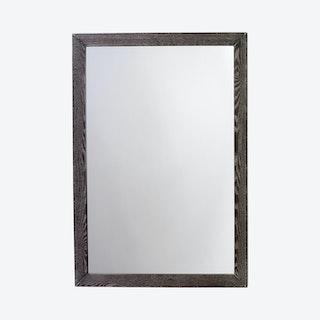 Austere Rectangle Mirror
