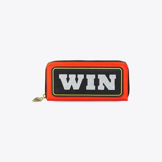 Win Zip Purse