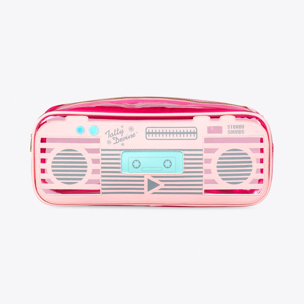 Boom Box Washbag