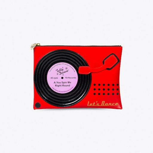 Record Player Pouch