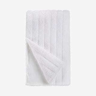 Signature Series Throw - White Mink - Faux Fur