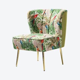 Amata Side Chair - Green