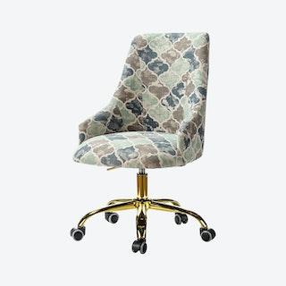 Arce Task Chair - Indigo