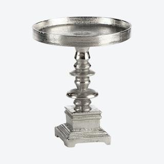 Halston Pedestal - Cast Alluminum