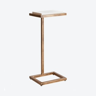 Winston Accent Table - White