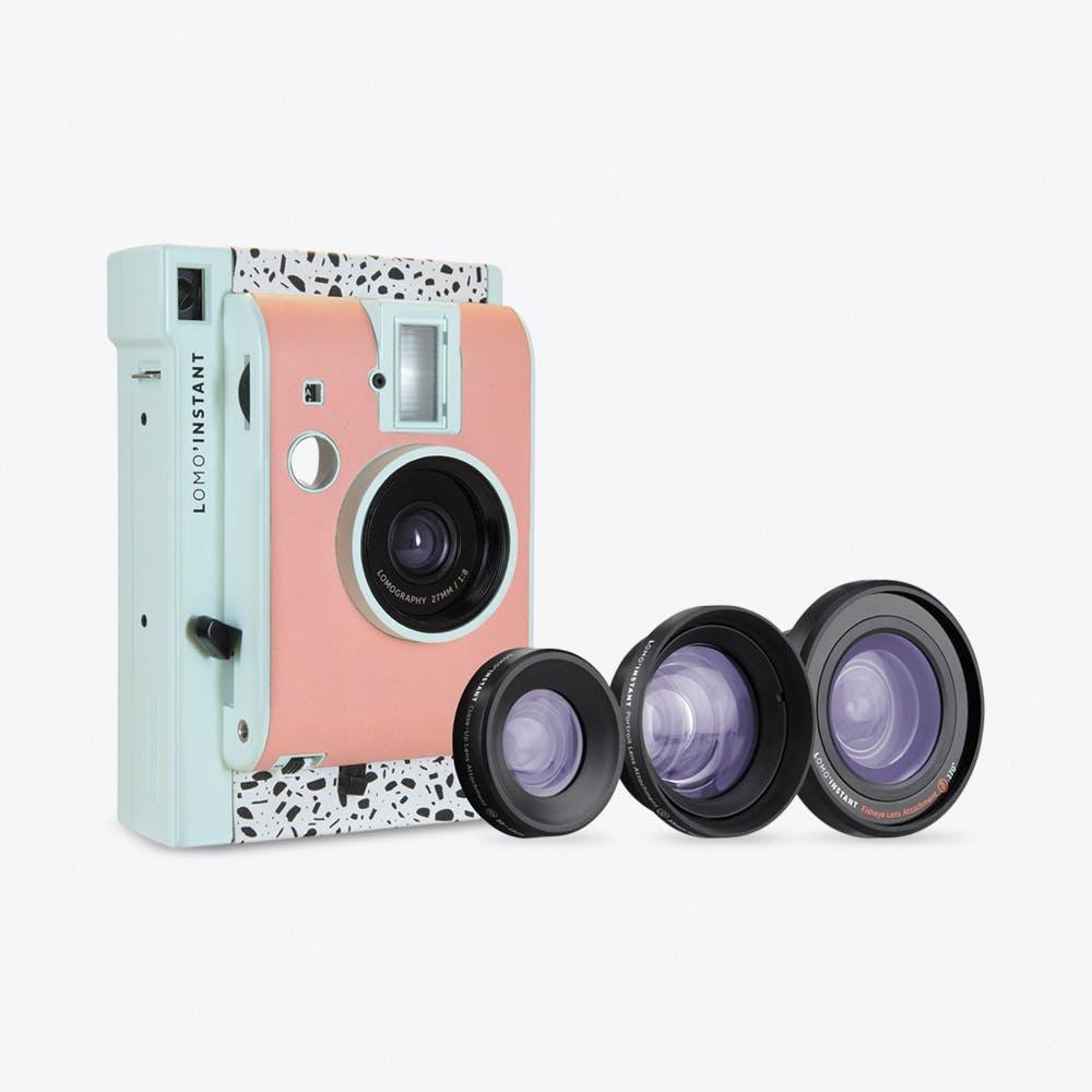 Lomo Instant Mini Camera Milano Edition