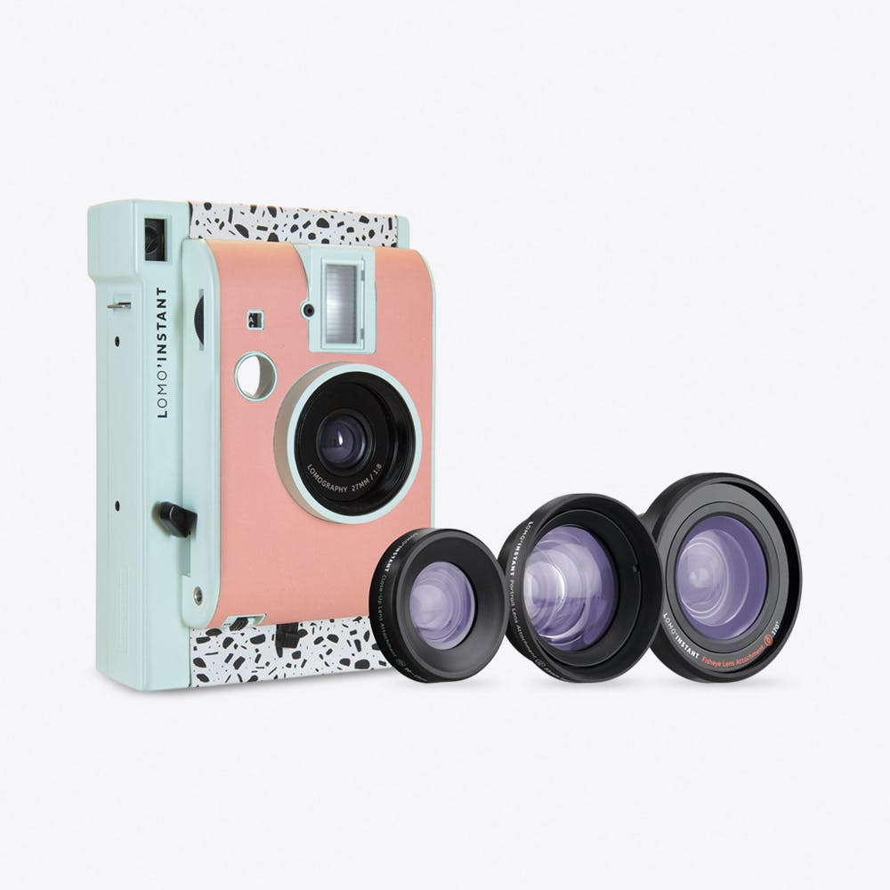 Lomo Instant Mini Camera Milano Edition