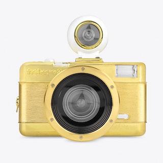 Fisheye2 Camera in Gold