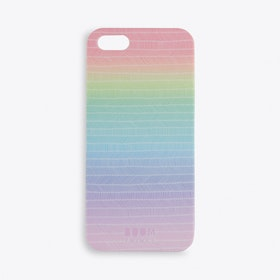 Matchsticks in Rainbow iPhone 5 Case