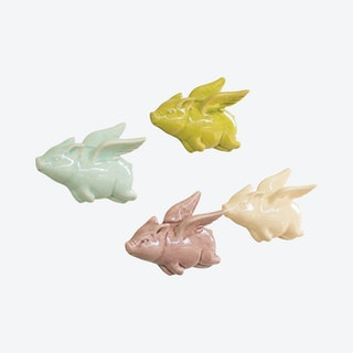 Flying Pigs - Set of 4