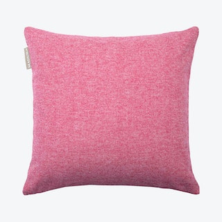 Urban Square Pillow Cover - Deep Pink