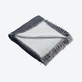 Patna Throw - Dark Grey