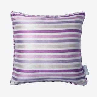 Berlingot Square Pillow Cover - Purple