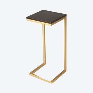 Kilmer Accent Table - Gold