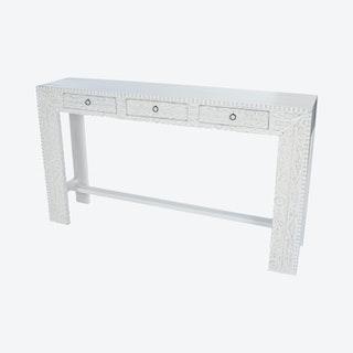 Janta Rectangular Console Table