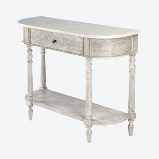 Danielle Console Table - Grey