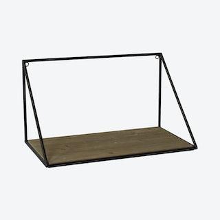 Hull Shelf - Wood / Iron