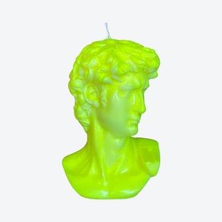 David Candle - Neon Yellow