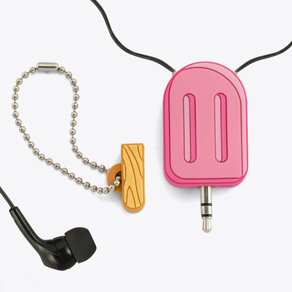 Ice Lolly Audio Splitter