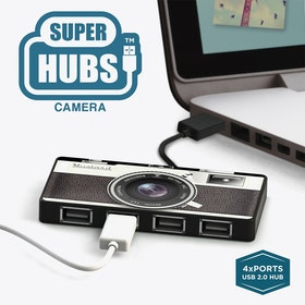 4 Port USB Playhub Camera