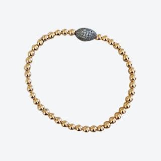 Oval Bracelet - Gold