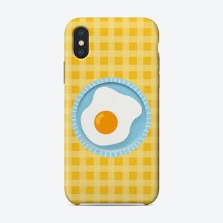 Picnic Fried Egg Phone Case