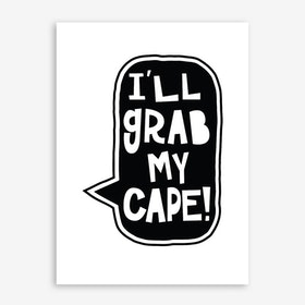 Cape Art Print