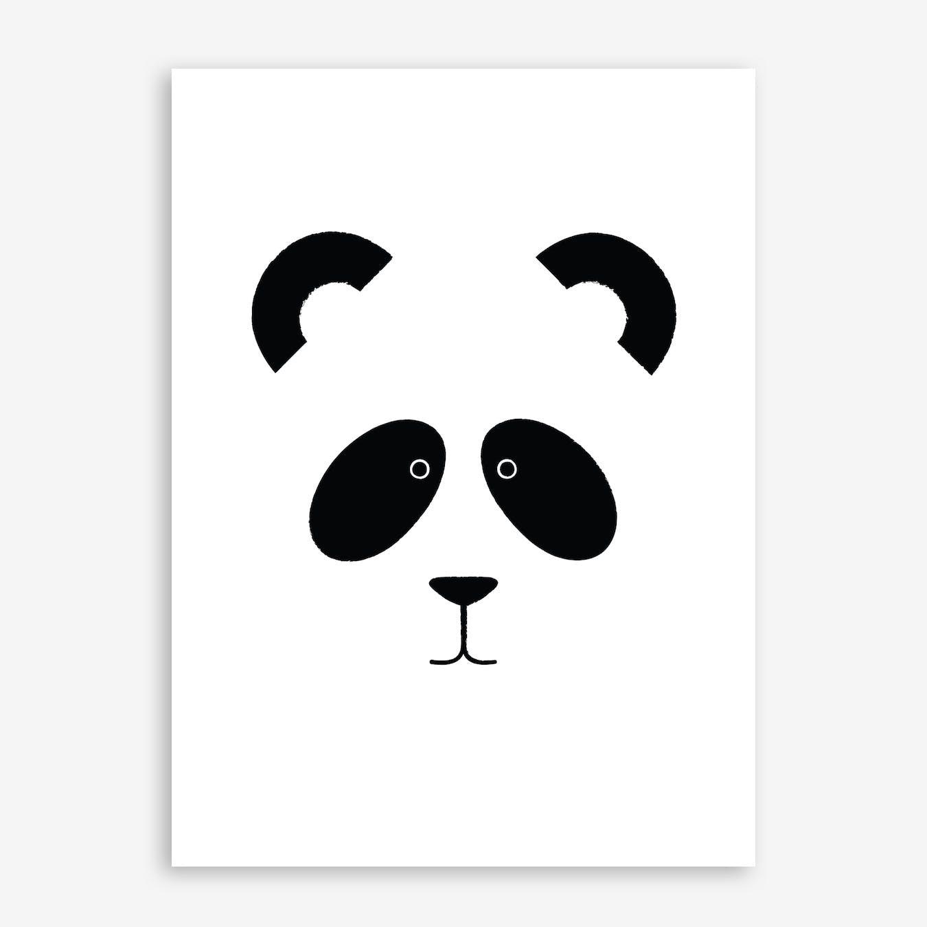 Panda I Print