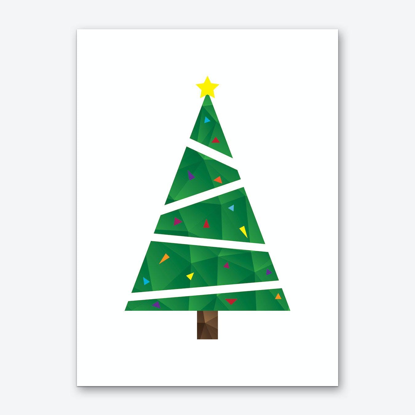 Oh Christmas Tree Holiday Art Print