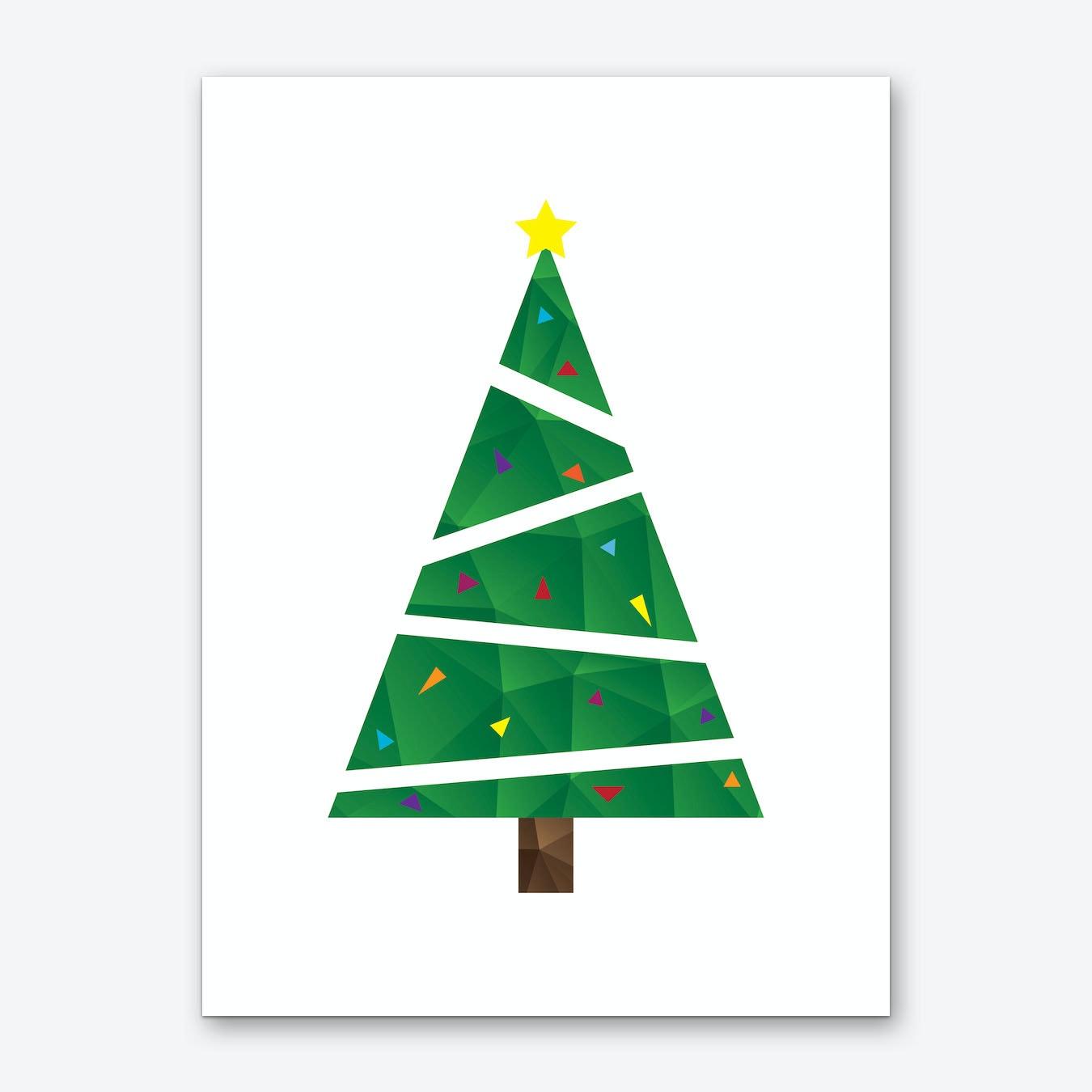 Christmas Pictures To Print.Oh Christmas Tree Holiday Art Print
