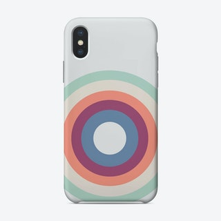 RainbowSkies iPhone Case