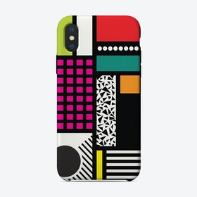 Allsorts iPhone Case