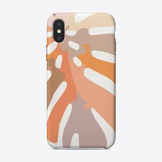 Monstera II iPhone Case
