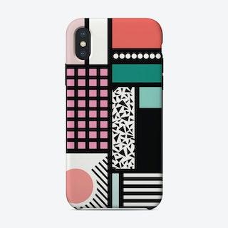 Pastel Allsorts iPhone Case