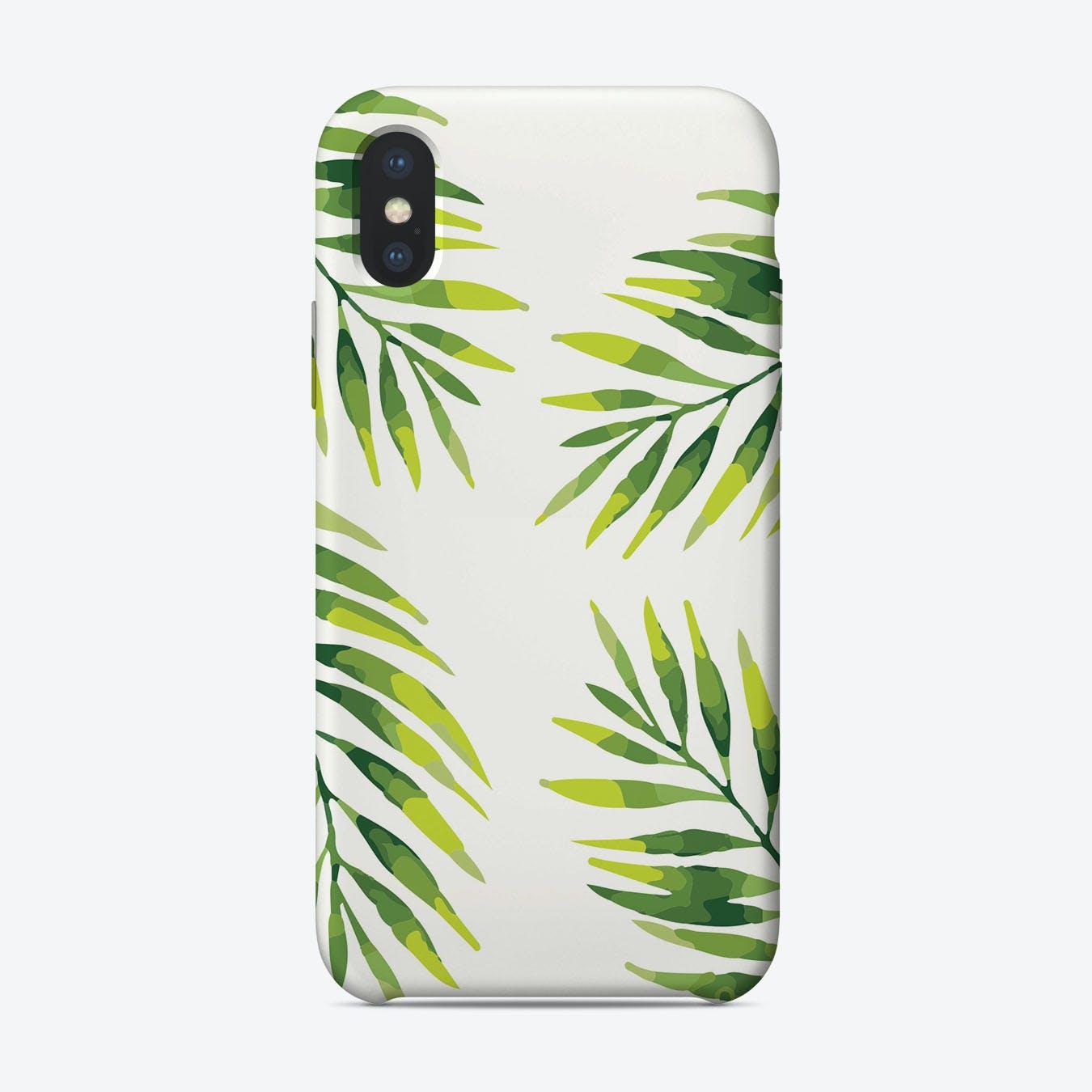 Palms I iPhone Case