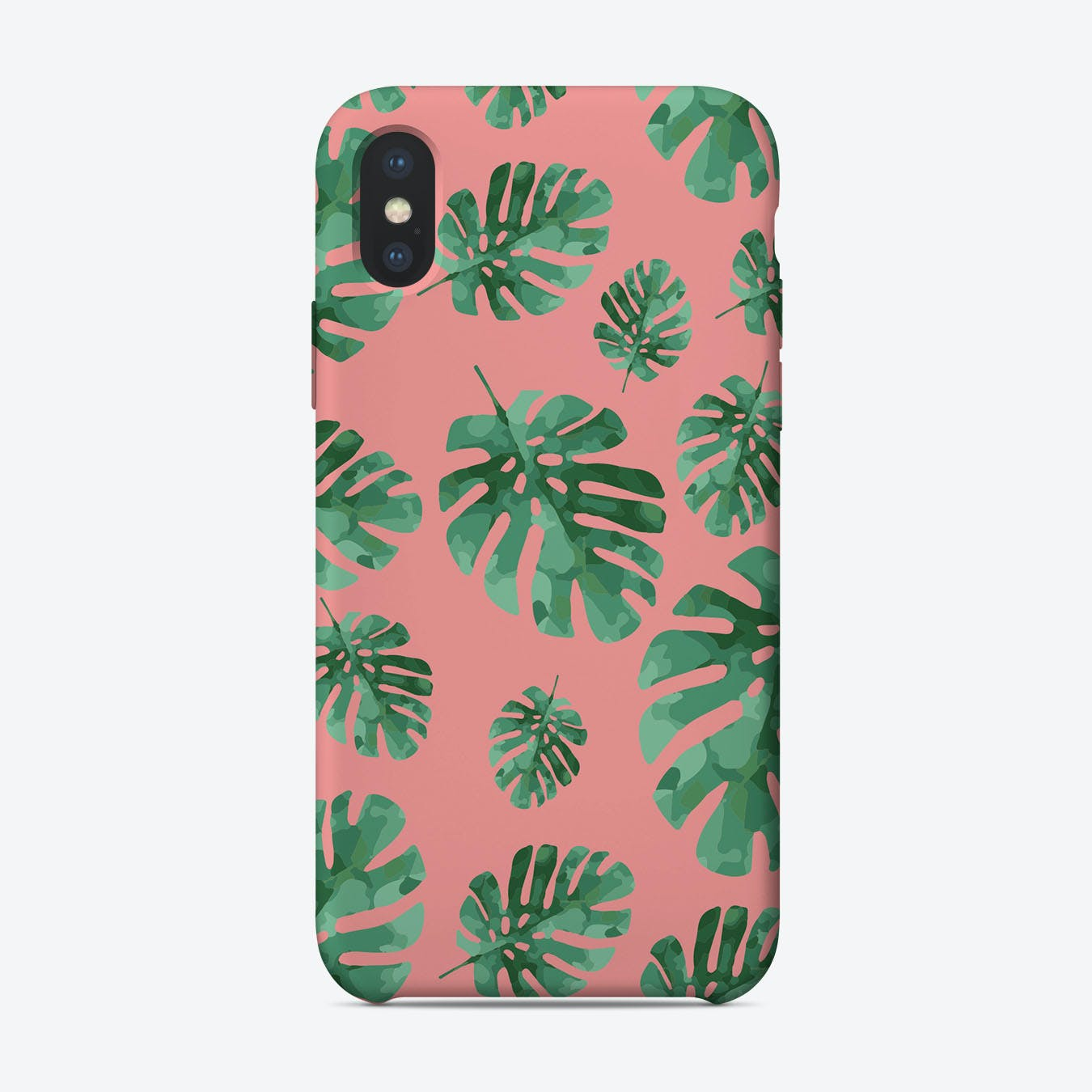 Monstera I  iPhone Case