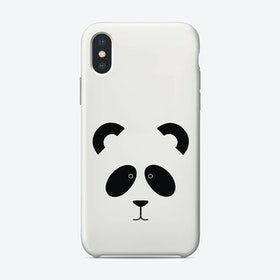 Panda I iPhone Case