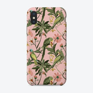 Parrot Paradise Phone Case