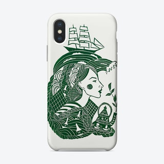 The Trade Off Phone Case