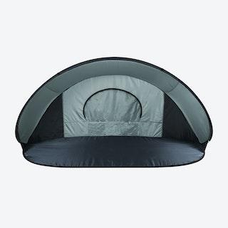 Manta Tent - Gray / Black
