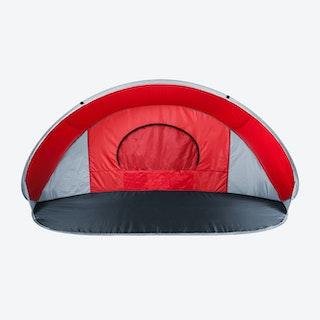 Manta Tent - Red / Grey