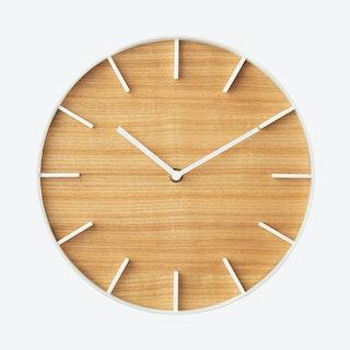 Rin Wall Clock - Ash