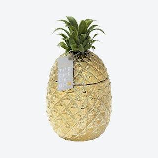 Pineapple Ice Bucket - Gold