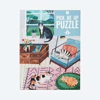 Cat Puzzle - 500 Pieces