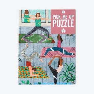 Yoga Puzzle - 500 Pieces