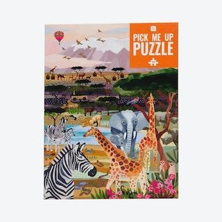 Safari Puzzle - 1000 Pieces