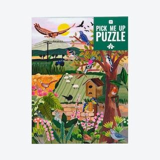 Birds Puzzle - 1000 Pieces
