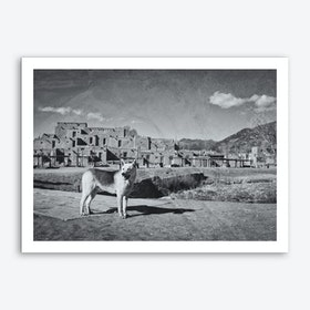Taos Art Print