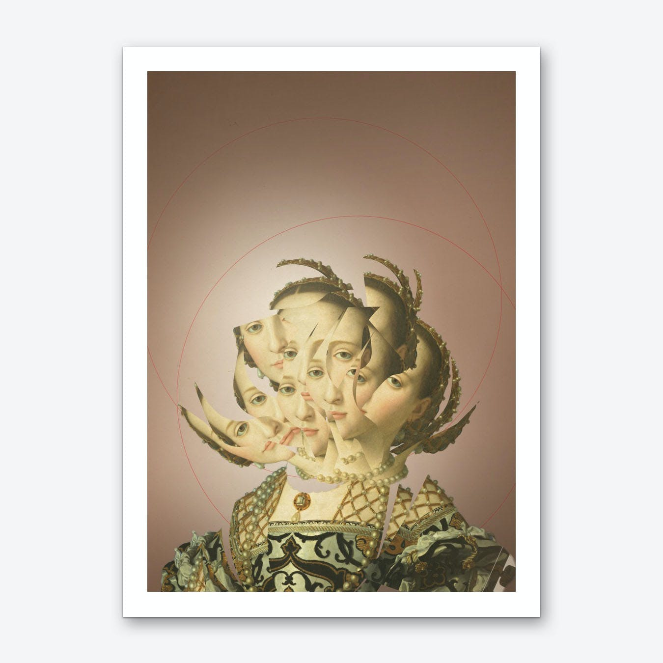 Another Portrait Disaster · Cassandra 3 Art Print