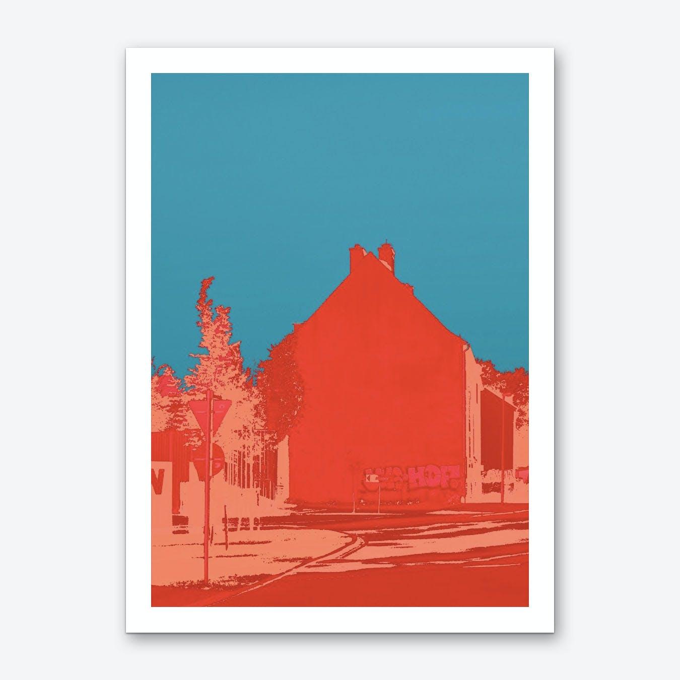 Dämmerung Art Print